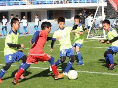 """2020年""""基地杯""""天津市青少年足球冠军赛开幕"""
