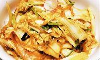 大虾浓汤白菜