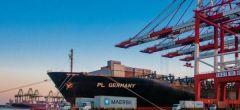 天津港整船换装零突破 促航运服务功能再升级