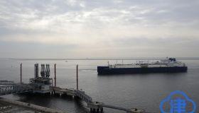 俄罗斯巨轮携6.9万吨液化天然气到港 保障津城供暖