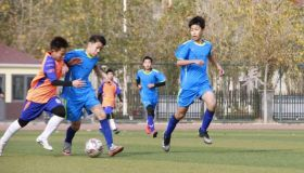 2020天津市津南区中小学校园足球联赛圆满落幕