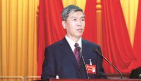 滨海新区政协三届六次会议隆重开幕