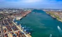 春节期间天津港港口生产平稳有序