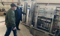 西龙虎峪镇开展安全生产、食药品及疫情防控检查工作