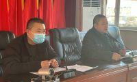 马伸桥镇传达落实全市安全生产视频会议精神