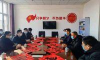 团市委书记李龙同志深入邦均镇西门外村开展慰问活动