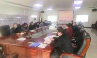 邦均镇召开春节期间重点工作部署会议