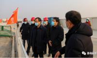 静海区区长金汇江深入中日(天津)健康产业发展合作示范区调研