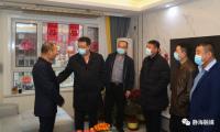静海区委书记蔺雪峰深入靳庄子村调研 落实为民情怀 提升群众幸福指数