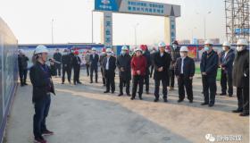 中国工程院副院长王辰带队来静考察对接合作 市、区领导陪同座谈考察