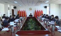 宁河区委常委会会议召开 听取宁河区2021年20项民心工程汇报 安排部署有关工作