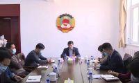 高宝江宣讲党的十九届五中全会精神 在新发展阶段推进高质量发展中展现政协担当作为
