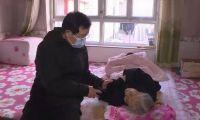王洪海单泽峰等区领导走访慰问困难党员和建国前老党员 向他们致以新春的问候 送上党和政府的温暖