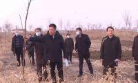 """开启宁河生态文明建设新征程! 让""""京津绿肺""""永焕生机!"""