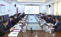 中国银行天津分行一行来宁河区考察 深化银政合作 做大做强优势产业