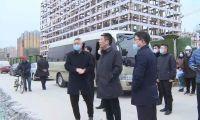 确保重点城建项目按期完工,早日惠及全区广大人民群众!
