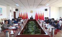 宁河区委常委会暨区委巡视整改工作领导小组召开会议