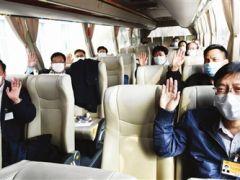 满怀新期待 迈向新征程──在津全国人大代表赴京侧记