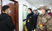 武清区领导检查指导征兵体检工作