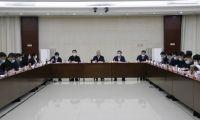 武清区委常委会暨党的建设工作领导小组(扩大)会议召开
