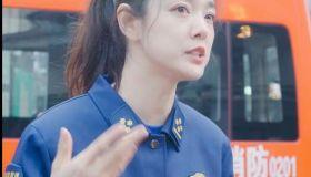 """致敬最可愛的""""天津藍姐姐""""片尾有亮點哦!"""