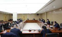 津南区委常委会召开2020年度民主生活会会前征求意见会