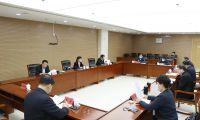 津南区委常委会组织开展2020年度民主生活会会前集体学习研讨