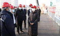 津南区委书记刘惠带队深入重点项目建设现场调研推动工作