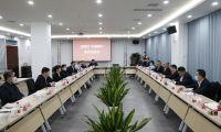 津南区领导接待中国银行天津分行党委书记、行长马超龙一行
