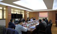 津南区委书记刘惠参加并指导区交通运输管理局领导班子2020年度民主生活会