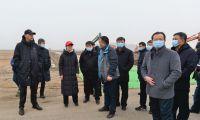 津南区召开绿色生态屏障建设现场推动会