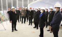 津南区委书记刘惠调研推动联想佳沃现代农业产业园项目