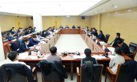 津南区召开2021年度第一次招商引资工作调度会