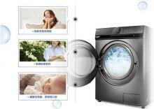 洗衣机用久藏污 这款洁癖智能洗衣机给你满分安全感!