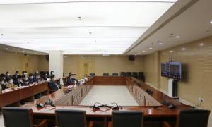 津南区委政法工作会议召开