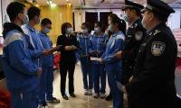 """全国文明单位——西青区检察院节日坚守 志愿服务""""不打烊"""""""