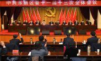 中共东丽区委十一届十三次全会召开