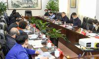 东丽区委常委会召开2020年度党员领导干部民主生活会征求意见座谈会