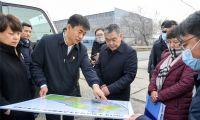东丽区委书记夏新调研绿色生态屏障区建设