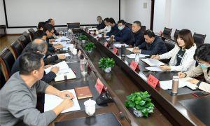 东丽区委书记夏新到天津市规划和自然资源局东丽分局调研