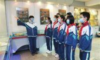 天津市第三中学在校史馆内开展党史学习教育宣讲活动
