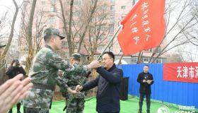 柳林街党工委与中交京津冀区域总部开启党建共建模式