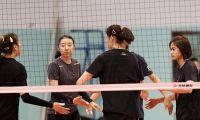 天津女排全员通过体测 6日与云南展开预赛首战