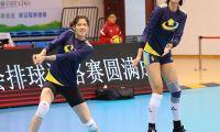 袁心玥重返赛场 天津女排3-0云南 获预赛开门红