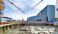 天津重点民生项目中医药创新工程基础施工本月完成