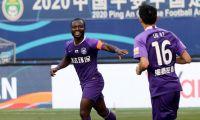 阿奇姆彭回忆津门足球点滴 在中国打拼不只为钱