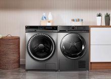沙尘袭来不用慌,小天鹅洗烘套装帮你轻松解决洗烘难题