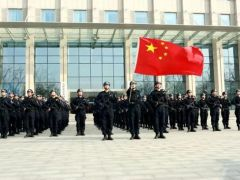 天津公安特警荣耀三十年:履行新时代使命 筑牢安全防线