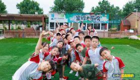 津彩为明 激情水上 记天津为明EOTC研学之旅主题训练营