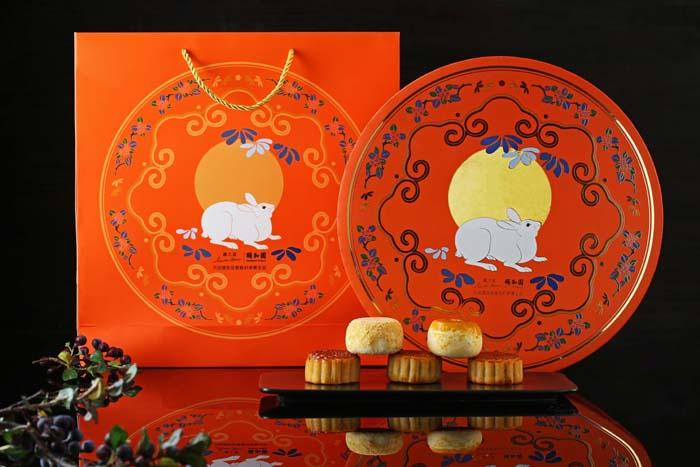 桂兔望月-LA露之喜x颐和园联名款2